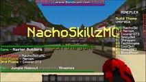 Minecraft: Master Builders w/NachoSkillzMC Game 2-Master Builders Is Broken