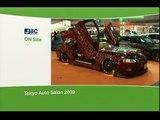 Terrific Japanese technology - 2009 Tokyo Auto Salon