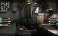 Dust 2 autosniper action almost ace 4,5 kills xD on Counter strike  Global Offensive