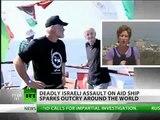 Rachel Corrie ship is near Gaza ( COME ON IRELAND ! )