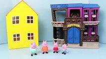 Peppa Pig Play Doh | Doh Superheroes Play Doh Costume George Pig Dinosaur Play Doh Peppa Pig