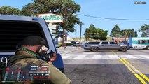 GTA V - Paleto Bay Shootout: Bodyguard Squads Mod (Alpha v2) & Battleground AP (War Mod)