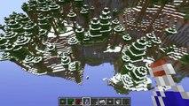 Pat and Jen | Minecraft: FUN WORLD MOD (SURVIVAL ISLAND, PLANETS, SKYBLOCK, & MORE!) Mod S