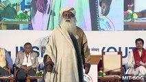 """Sadhguru Jaggi Vasudev Part 1 - 3rd BCS """"Session 7: Embrace Diversity - Promote Unity"""""""