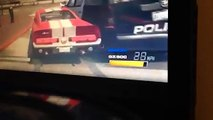 Driver San Francisco muscle and import cop chase