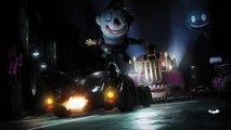 Batman Arkham Knight PS4: 1989 Batman DLC Joker Track