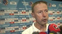 Eurobasket : Collet souhaite que ses joueurs restent mobilisés pour la suite