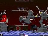 Worms World Party - Michael Rosen vs Ponies
