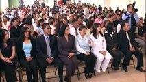 Beca Ecatepec a 25 estudiantes más de excelencia para diplomado en España.