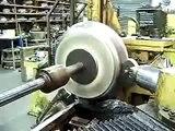 Metal Spinning - Tank End Spinning