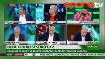 Ümit Karan'dan Podolski'ye şok sözler!