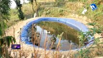 Goodnews_Rain Water Harvesting And Plastic Pond Project For Irrigation