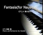 Fantasia(for Nausicaa)  風の谷のナウシカ Nausicaä of the Valley of the Wind