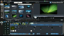 CyberLink PowerDirector 7 - Creating Opening/Closing Credits