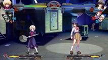 Nitroplus Blasterz : Heroines Infinite Duel - Mora Clip