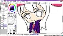 Ichigo Akari- Pixel Art (Speedpaint)