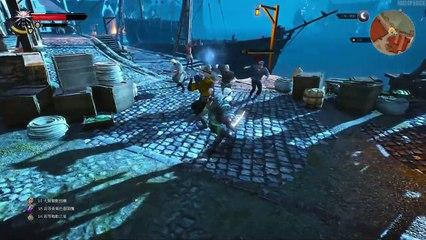 《巫師3:狂獵》支線任務:巡視邊陲【二周目】The Witcher 3: Wild Hunt