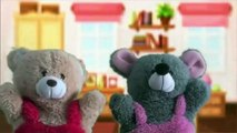 Johny Yes Papa Puppet Show | Puppet Show For Children | Teddy Bear Cartoon Rhymes