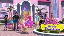 Barbie™ Life in the Dreamhouse Cringing in the Rain / Barbie Cartoon