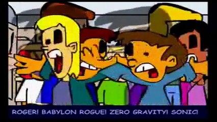 Sonic Riders 2 em 3 minutos - Team Chaotix BR