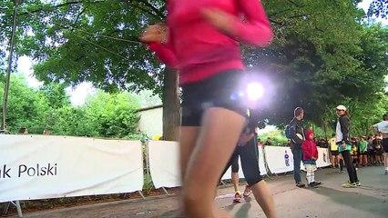 Relacja z 3. PKO Nocnego Wrocław Półmaratonu