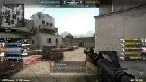 Counter Strike CS:GO ACE Stelmach Dust 2 Nice Headshot