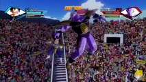Dragon Ball Xenoverse: Vegeta Vs Captain Ginyu [PS4 Gameplay]【FULL HD】