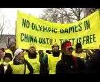チベット人は準備出来ている、決してあきらめない!チベットを開放しろ!