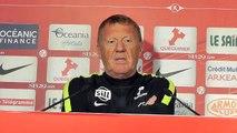 Brest - Lens : la conférence de presse d'avant-match