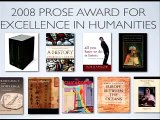 The 2008 PROSE Awards - Awards Ceremony Part 1