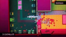 Gameplay: Hotline Miami - Part Five: Answers - Seventeenth Chapter Fun & Games