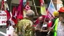 Manif Ni Pauvre Ni soumis le 7 septembre 2010 à Toulouse