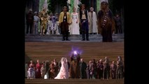 Star Wars Poetry  Stunning visual symmetry between the old and new Star Wars trilogy Movies