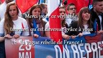 FNJ - La jeunesse patriote vous dit merci !