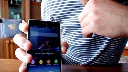 Sony Xperia Z не видит sim карту