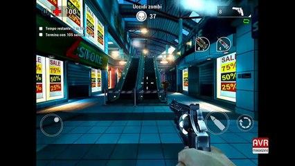 Unkilled il nuovo sparatutto per iOS e Android Gameplay - AVRMagazine.com