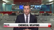US believes IS using chemical weapons