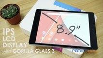 Google & HTC Nexus 9 Review in 60 Seconds (1011000636 / 1011000634 / 1011000635)