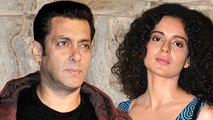 Salman Khan UPSET With Kangana Ranaut   #LehrenTurns29