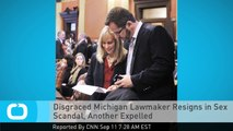 Disgraced Michigan Lawmaker Resigns in Sex Scandal, Another Expelled
