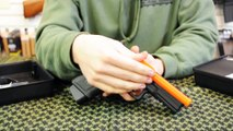 """APS ACP 601 """"Not a Glock"""" GBB CO2 Airsoft Training Pistol"""