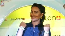 SEXY Sonakshi Sinha's hOT Look At Swatch Launch