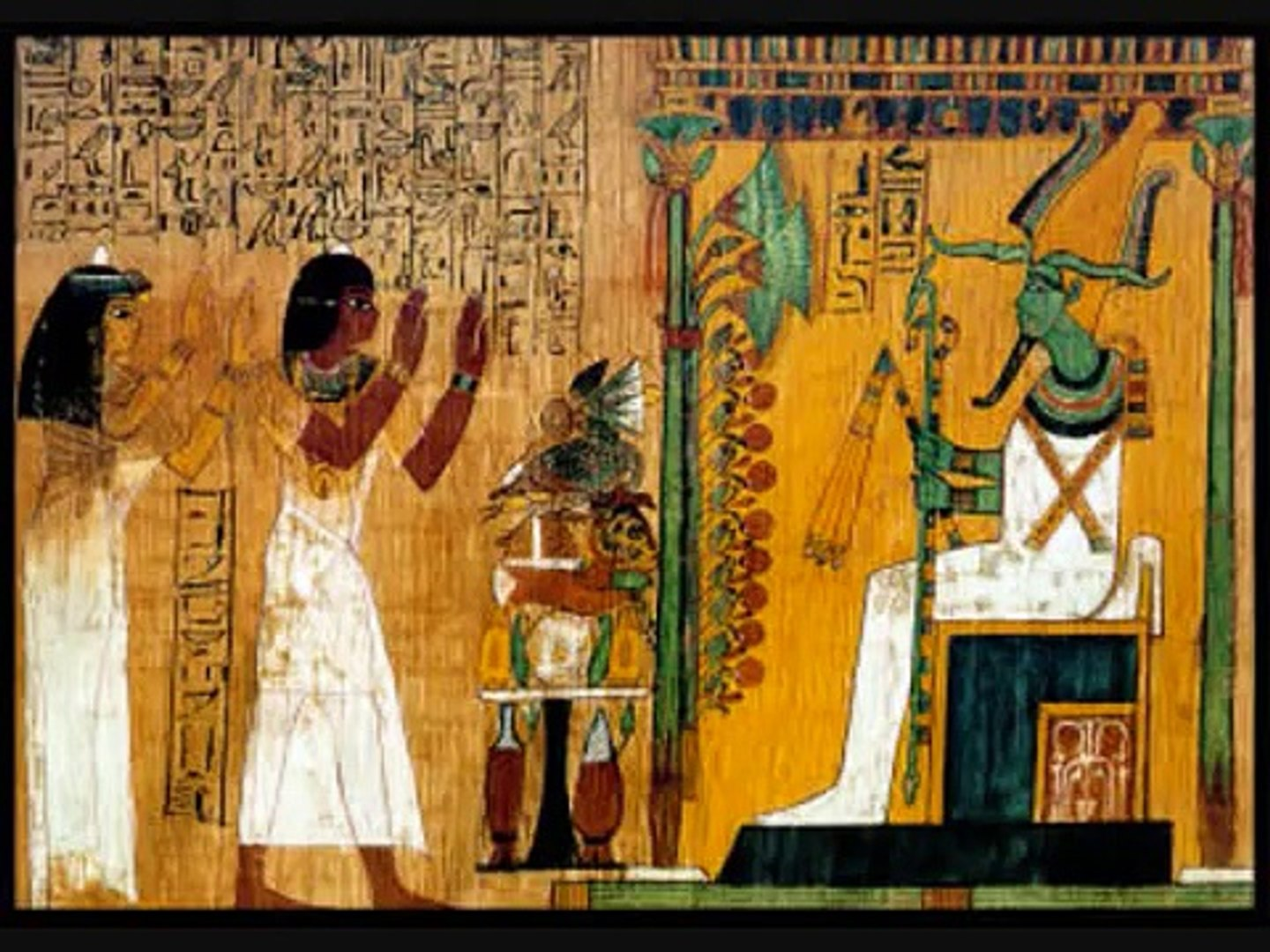 Meditation Music of Ancient Egypt (5 of 9)
