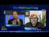 Meet the Bloggers: Michael Moore and Robert Greenwald on Political Humor