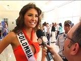 Miss Universe 2008 Vietnam - Entrevistas Misses #1