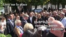 Nancy Livre sur la place : la Ministre de la Culture ouvre les portes du salon