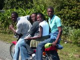 Ayiti, mwen renmen ou... I love you Haiti