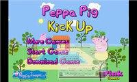 Jugando Peppa Pig Saltos Piscina FULL HD