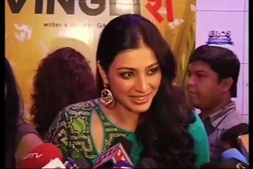 Tabu at the premier of Sridevi Kapoor's ENGLISH VINGLISH