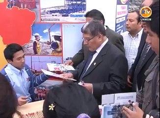 Facultad de Ingenieria Industrial de la #UNMSM realizó 1era Feria Indutex con gran éxito